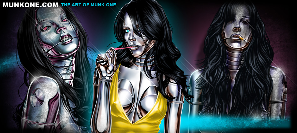 MUNKONE.com | Official site of Artist MUNK ONE